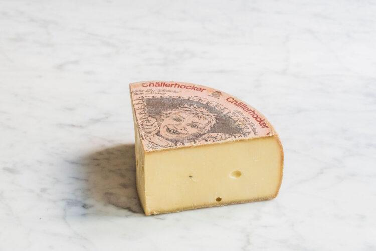 Challerhocker au lait cru MonS Fromage Affineur