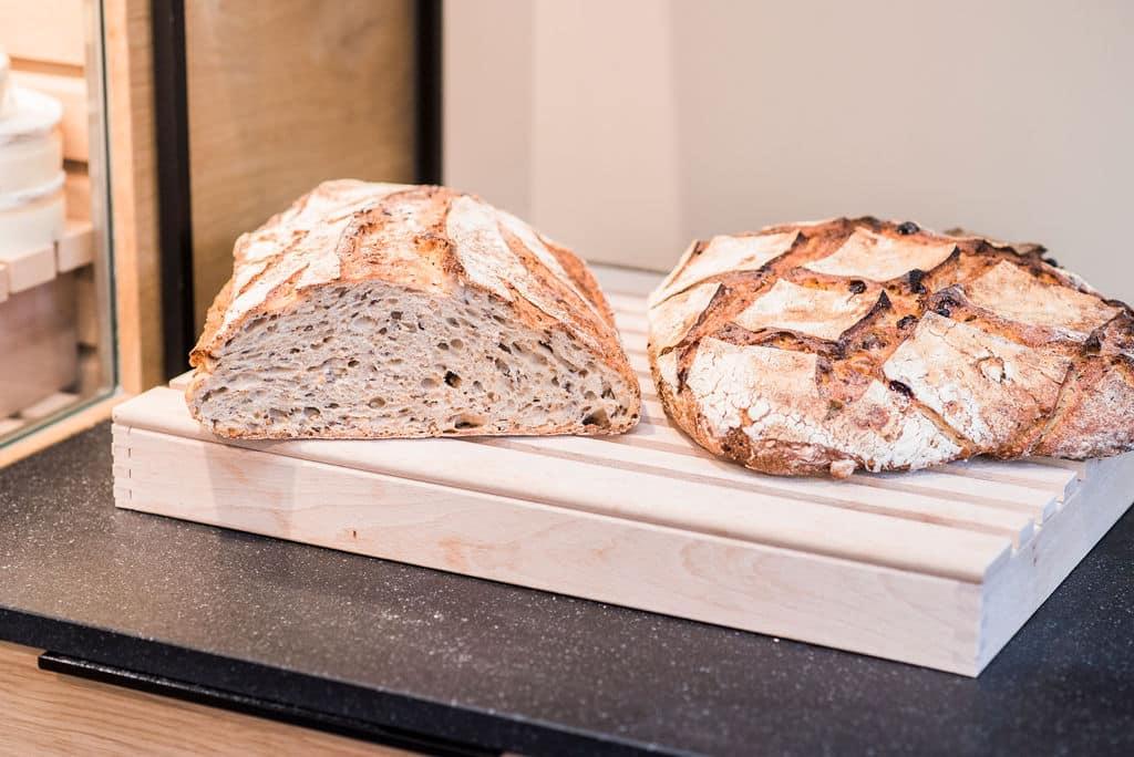 Boulengier - pain aux graines - Boulangerie Callier
